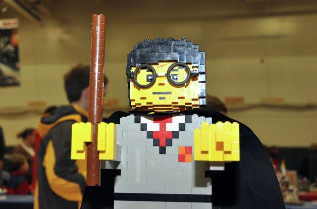 Longfellow's No. 1 - Legos Photo: File Photo / Stamford Advocate File Photo