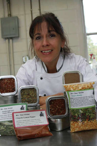 Sick of your spices? Barbara Devlin of Mrs. Claus' Kitchen has something for you.  Read the story