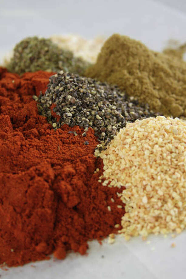 Sick of your spices? Barbara Devlin of Mrs. Claus' Kitchen has something for you.  Read the story here. Photo: Photo By Paul Barrett/Life@Home