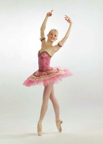 "Sarah Aujon will dance the role of the Sugar Plum Fairy in Ballet San Antonio's ""The Nutcracker."" Courtesy Alexander Devora"