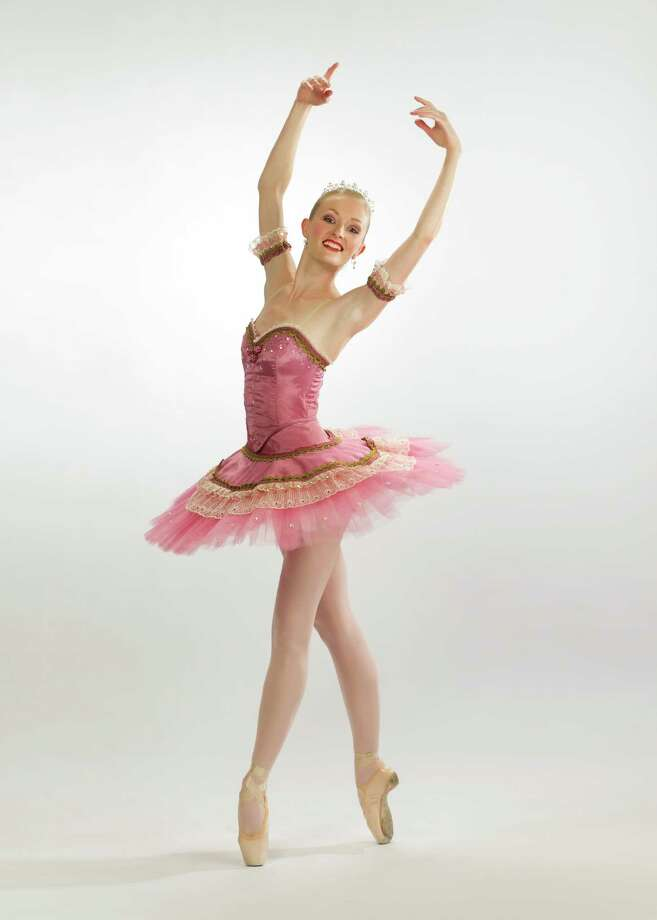 "Sarah Aujon will dance the role of the Sugar Plum Fairy in Ballet San Antonio's ""The Nutcracker."" Courtesy Alexander Devora"