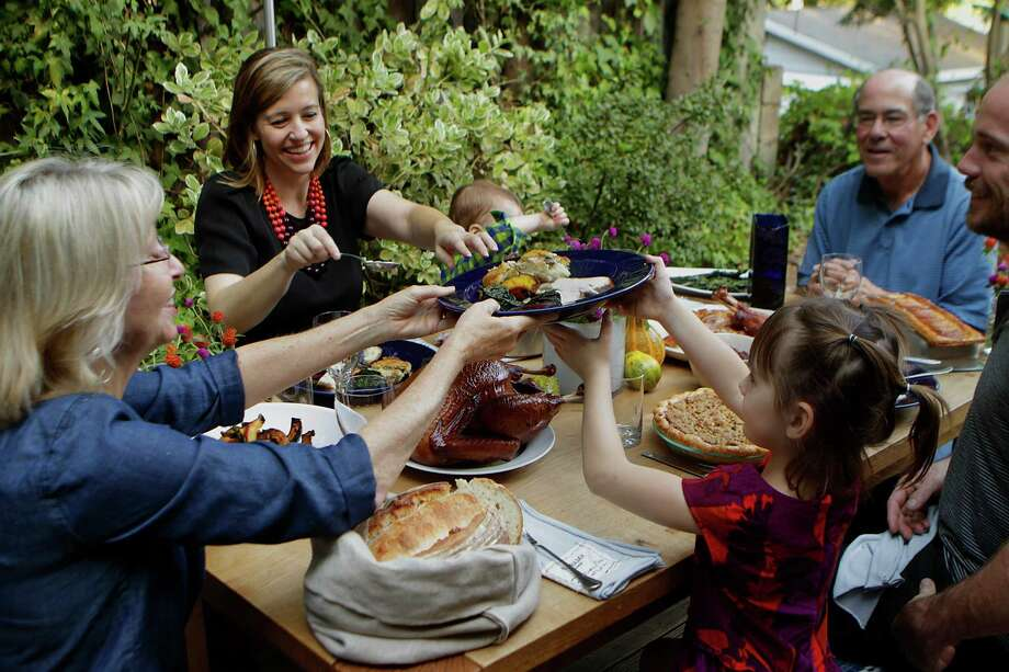Being able to eat outside on the patio or deck if we want. Photo: Kirk McKoy, McClatchy-Tribune News Service / Los Angeles Times