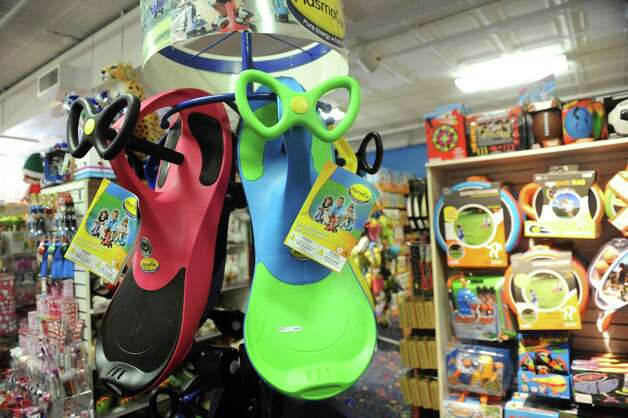 Smart Kids, a toy store in Greenwich, is celebrating its 25th anniversary this year, and gearing up for holiday shopping in Greenwich, Conn., Nov. 21, 2012. Photo: Helen Neafsey / Greenwich Time