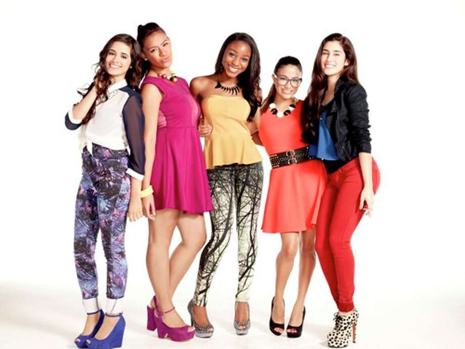 Fifth Harmony (formerly 1432 and Lylas): CR: Jeff Lipsky / FOX.