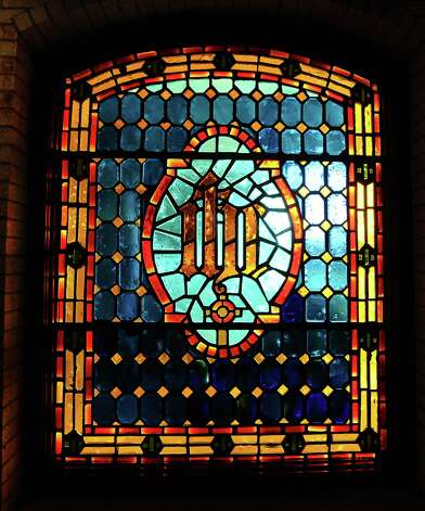 Stained glass windows from Our Lady of Guadalupe Catholic Chrurch and Shrine located in Port Arthur off of 9th Avenue. Photo taken: Randy Edwards/The Enterprise