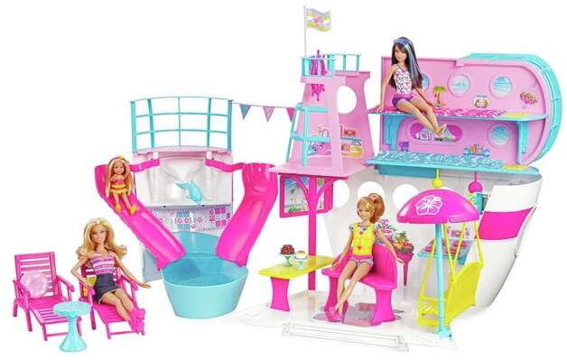Walmart top toys: Barbie Sisters Cruise Ship. Photo: Courtesy Walmart