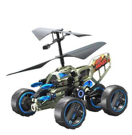 Walmart top toys: Air Hogs Hover Assault Radio-Controlled Helicopter Photo: Courtesy Walmart