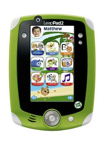 Walmart top toys: Leapfrog LeapPad 2 Photo: Courtesy Walmart