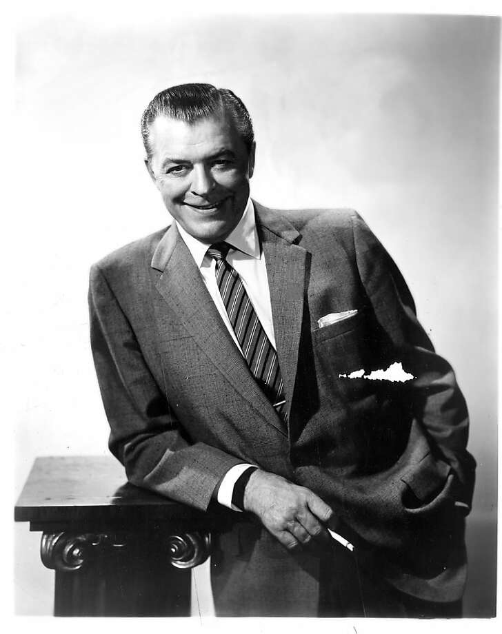 Lyle Talbot, who at one point made eight movies a year, was poised for stardom yet fell short of the bull's-eye. Photo: Lance Iverson