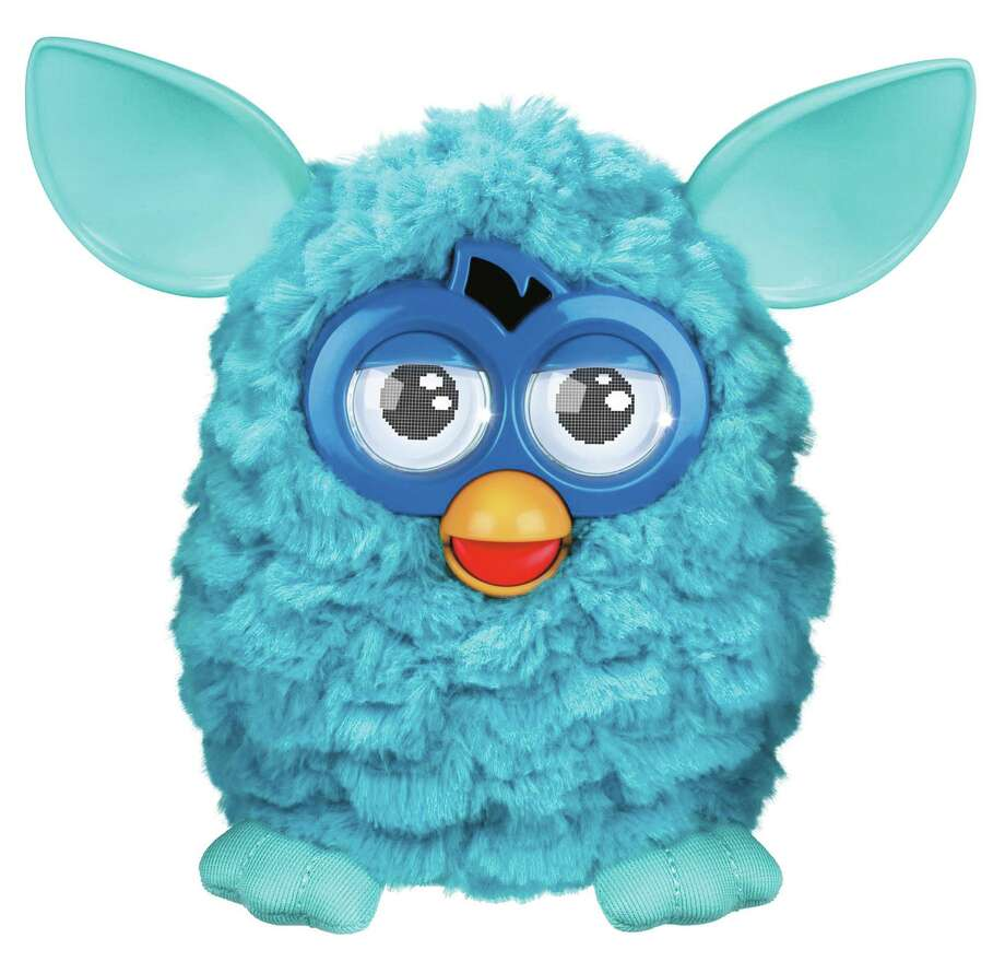 The interactove Furby ($59.99/ages 6-plus) Photo: Courtesy, Hasbro