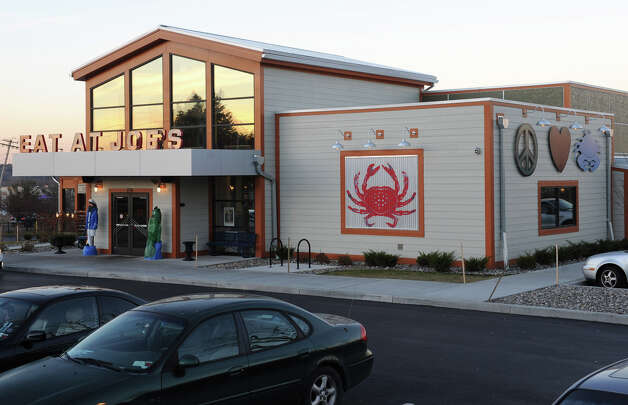 Exterior of Joe's Crab Shack Monday, Nov. 19, 2012 in Latham, N.Y. (Lori Van Buren / Times Union) Photo: Lori Van Buren