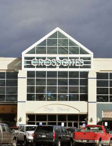 Entrance to Crossgates Mall in Guilderland Thursday afternoon December 3, 2009.  (John Carl D'Annibale / Times Union) Photo: John Carl D'Annibale / 00006675A