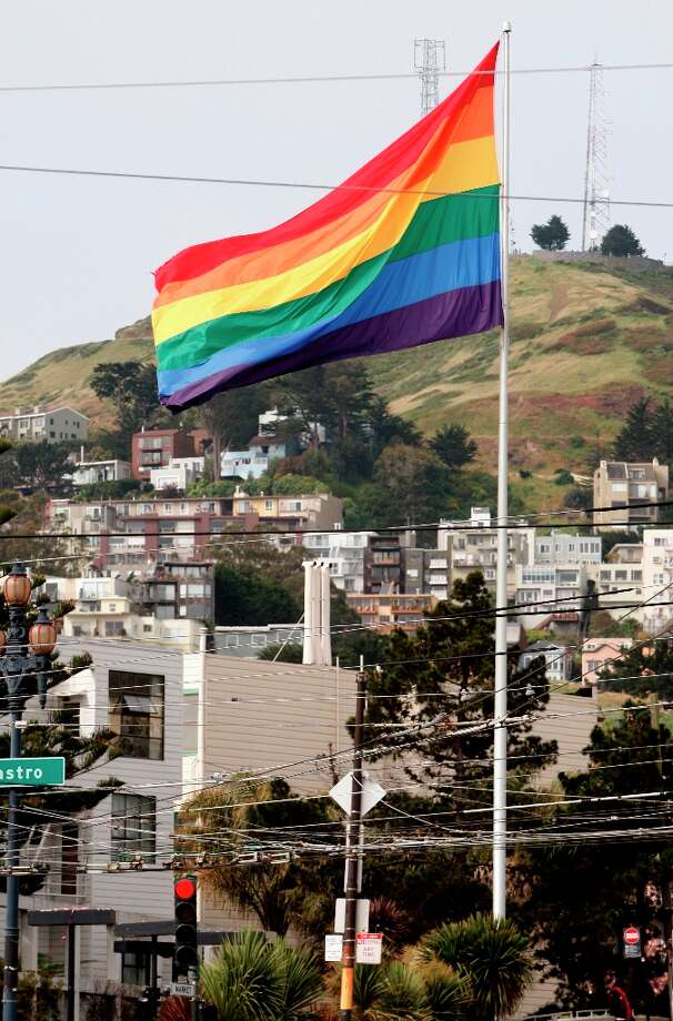 "Open-mindedness: Our readers said the Bay Area is uniquely open to alternative lifestyles and beliefs. Lisa Wuerstle said on Facebook that she is grateful the Bay Area has ""social tolerance not seen in many parts of the world."" Photo: Paul Chinn, The Chronicle / SFC"