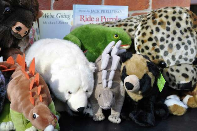 Stuffed animals, CDs, DVDs, and audio books will be available in addition to books at the annual Westport Library Holiday Book Sale set for Saturday, Dec. 1 and Sunday, Dec. 2. Photo: Contributed Photo