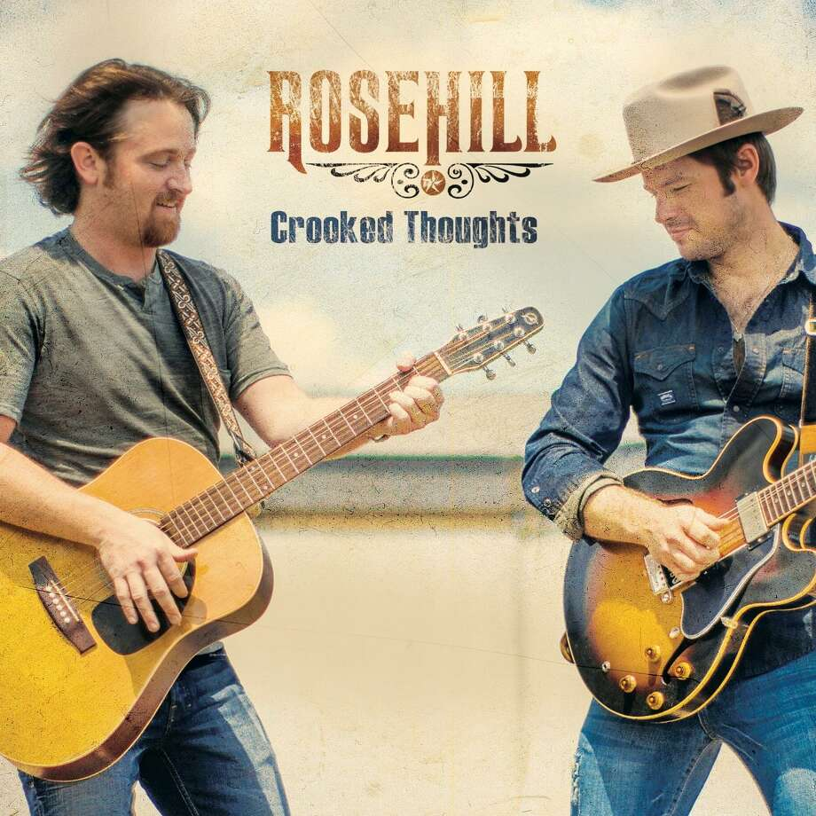 """Rosehill """"Crooked Thoughts"""" CD cover. Photo: CD Cover"""