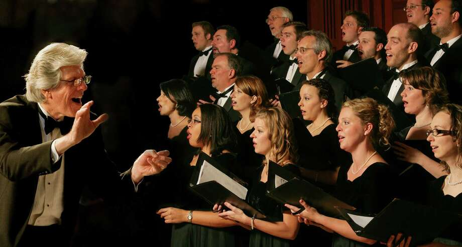 Photo of Robert Simpson and Houston Chamber Choir / DirectToArchive