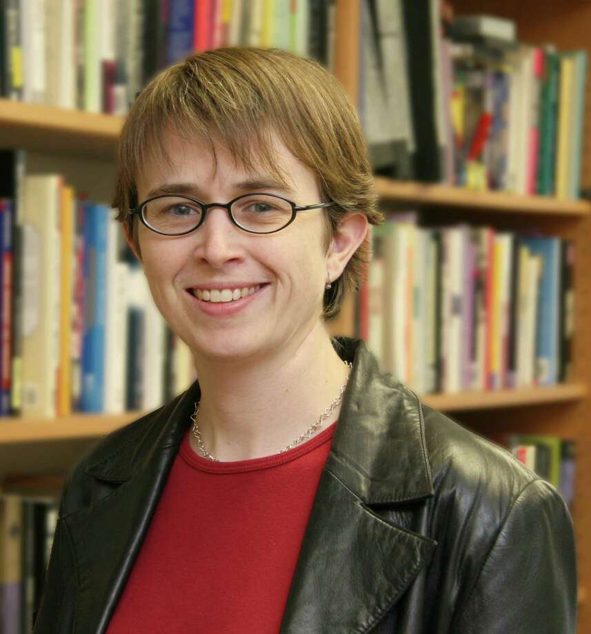 Amy Stone is a sociology and anthropology professor at Trinity University.