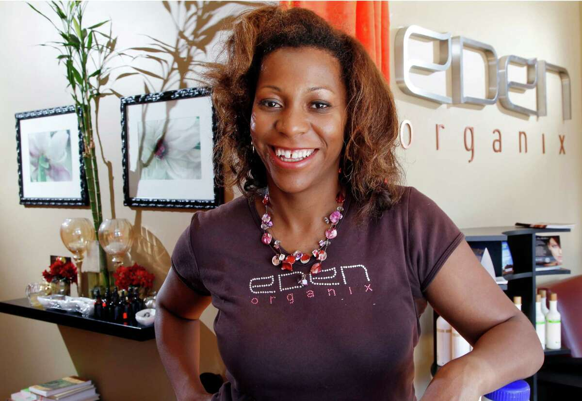 Owner Valerie Robinson of Eden Organix, a spa in Highland Park, N.J., is promoting Small Business Saturday on Facebook, Twitter and on her own website.