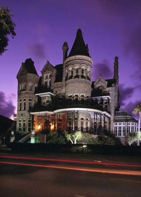 The Bishop's Palace in Galveston, built by a railroad magnate in the 19th century, is known as one of the finest examples of Victorian opulence in America. / handout email