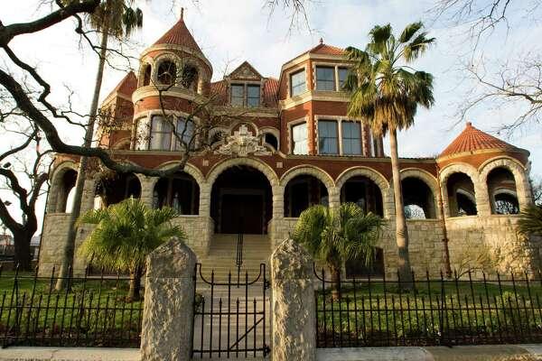 Galveston's Moody Mansion