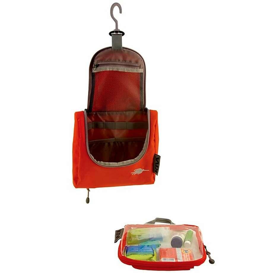 The Aircraft Toiletry Kit from Kiva. Photo: Kiva Designs, Handout