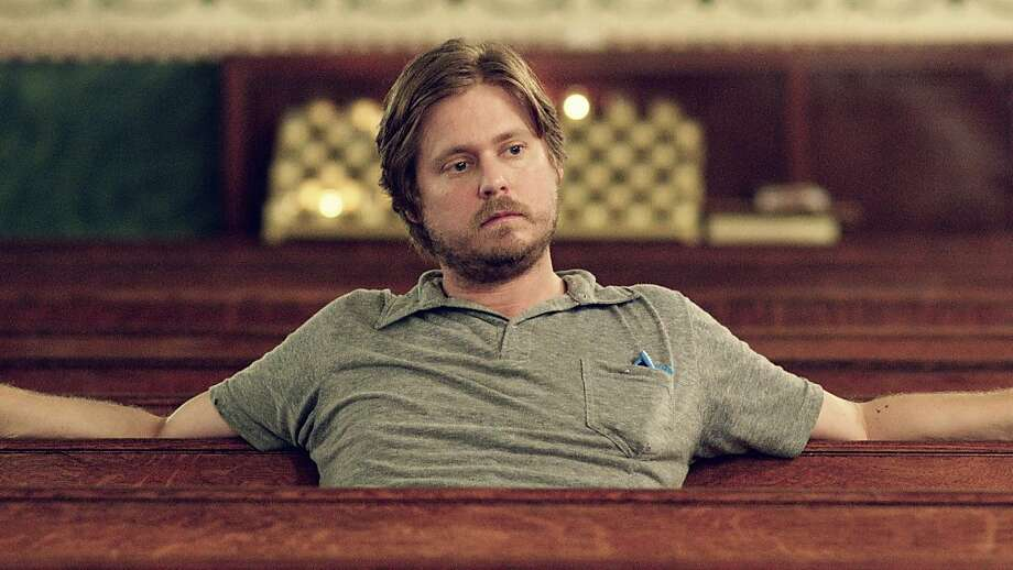 "Swanson (Tim Heidecker) bemoans his lot - as a privileged New York hipster who thinks the world owes him a living - in Rick Alverson's ""The Comedy."" Photo: Tribeca Film"