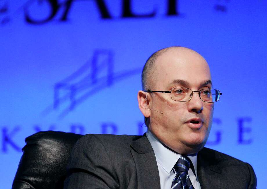 Steven Cohen, founder and chief executive officer of SAC Capital Advisors LP, speaks at conference in Las Vegas, Nevada, in this file photo. Photo: Ronda Churchill, ST / © 2011 Bloomberg Finance LP