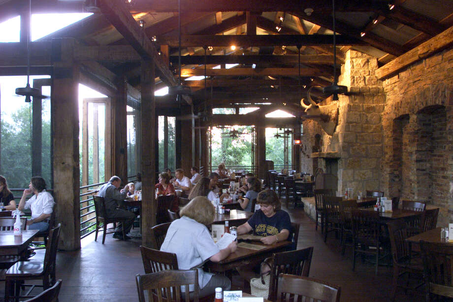 Gristmill River Restaurant & Bar, 1287 Gruene Road in New Braunfels, 830-606-1287, offers a fun, casual atmosphere overlooking the river and with a wide range of menu options. Photo: Tom Reel, San Antonio Express-News / SAN ANTONIO EXPRESS-NEWS