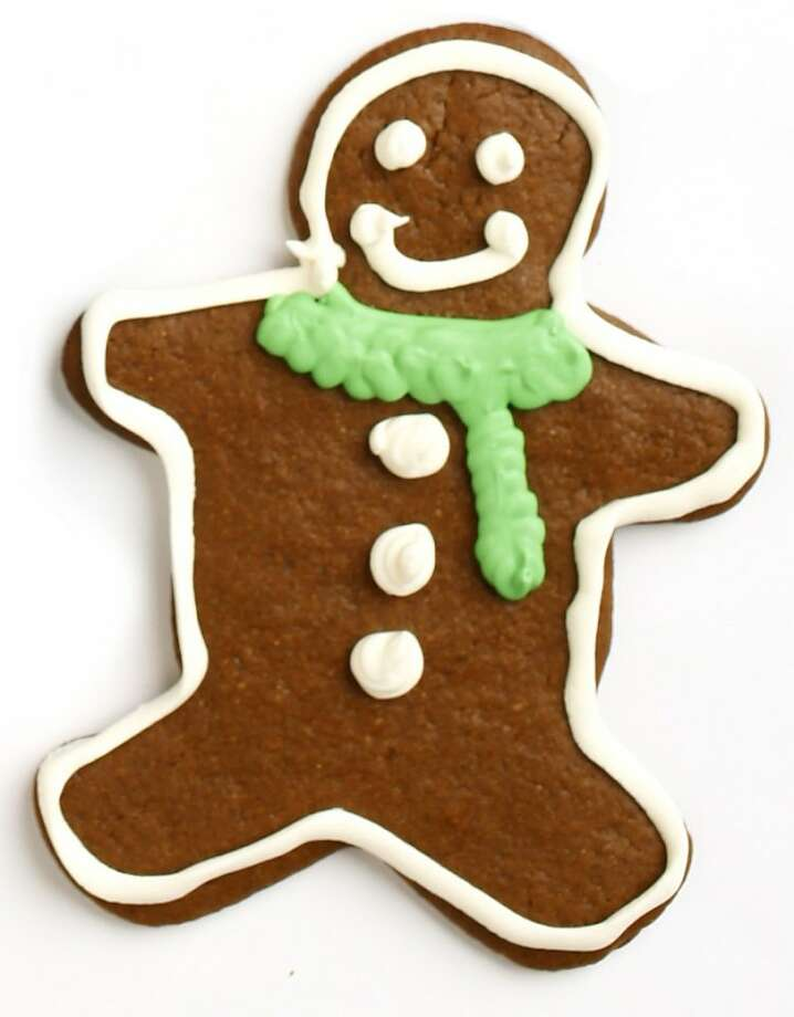 Gingerbread man as seen in San Francisco, California on Wednesday, November 7, 2012. Food styled by Katie Fleming & Sarah Fritsche. Photo: Craig Lee, Special To The Chronicle