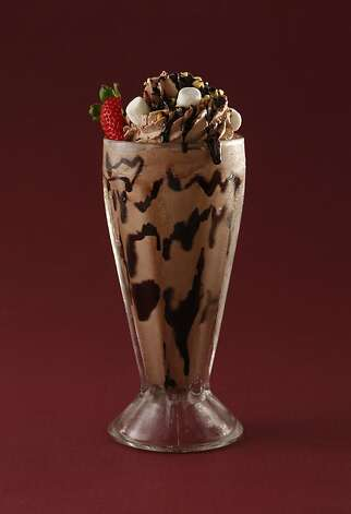 Nutella Milkshake Photo: Craig Lee, Special To The Chronicle