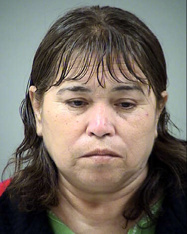 Silvia Rodriguez de Rivera, 57, was arrested Tuesday, Nov. 20, 2012, and charged with keeping a gambling place, a Class A misdemeanor. Bail was set at $1,500. Photo: Courtesy Photo