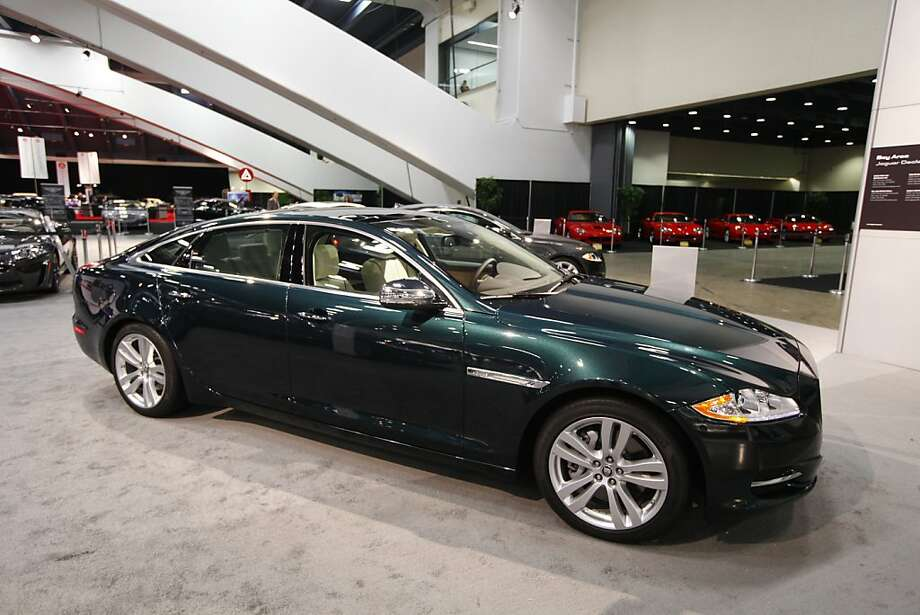 The Jaguar XJ Range car at the 55th Annual International Auto Show at the Moscone Center in San Francisco, California, on Wednesday, November 21, 2012. Photo: Craig Lee, Special To The Chronicle