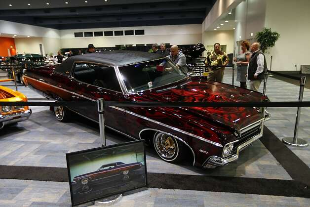 A 1970 Chevrolet Caprice owned by Alex Villar at the 55th Annual International Auto Show at the Moscone Center in San Francisco, California, on Wednesday, November 21, 2012. The show is open to the public Thursday, November 22 through Monday, November 26. Photo: Craig Lee, Special To The Chronicle