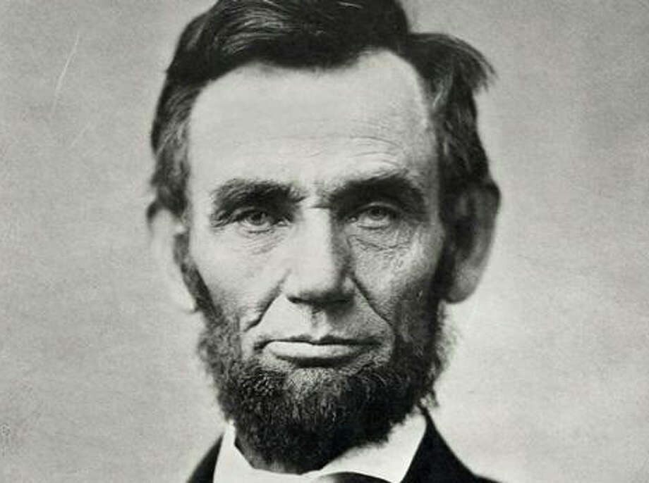 President Abraham Lincoln proclaimed the first official observance of Thanksgiving as a national holday on Nov. 26, 1863. Photo: Contributed Photo / Fairfield Citizen contributed