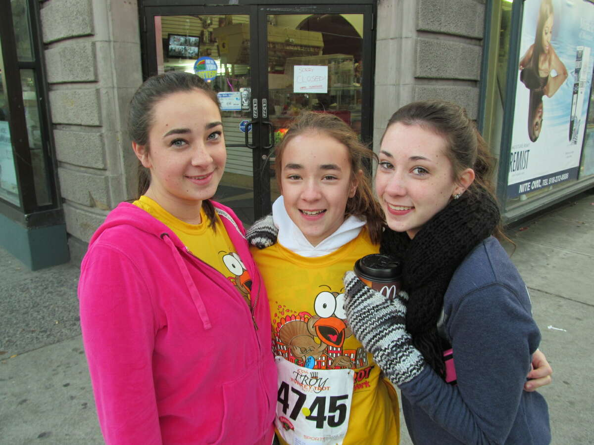 Were you Seen with more than 6,000 participants at the 65th annual Troy Turkey Trot on Thursday, Nov. 22, 2012?