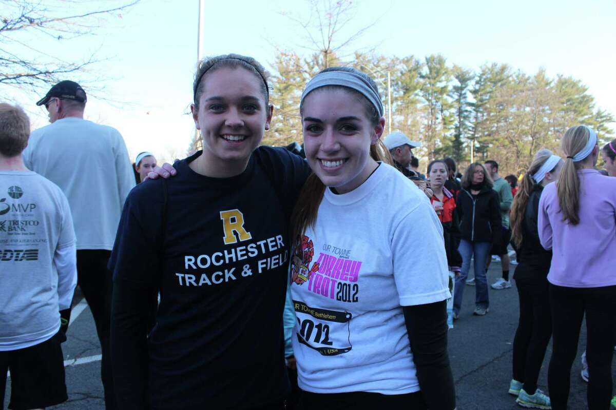 Were you Seen at the Turkey Trot in Bethlehem, a fundraiser for the Bethlehem Food Pantry, on Nov. 22, 2012?