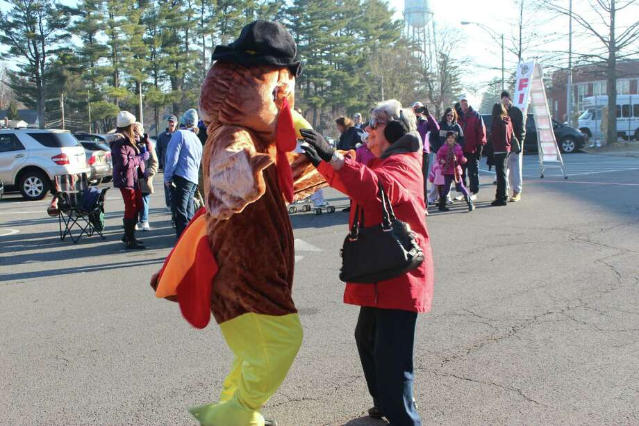 Were you Seen at the Turkey Trot in Bethlehem, a fundraiser for the Bethlehem Food Pantry, on Nov. 22, 2012? Photo: Zoe McGuire