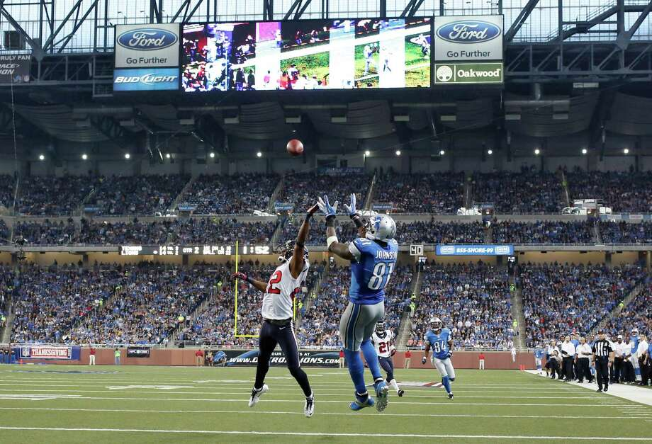 Ford Field – Detroit Lions – $2.4 million per year. Photo: Rick Osentoski, Associated Press / FR170444 AP