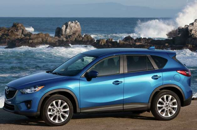 The 2013 CX-5 is all Mazda and has a large list of standard amenities even on the base model. It's stylish, comfortable and actually fun to drive — a hallmark of Mazda cars. Photo: David Dewhurst, Mazda North American Operations / Copyright 2011