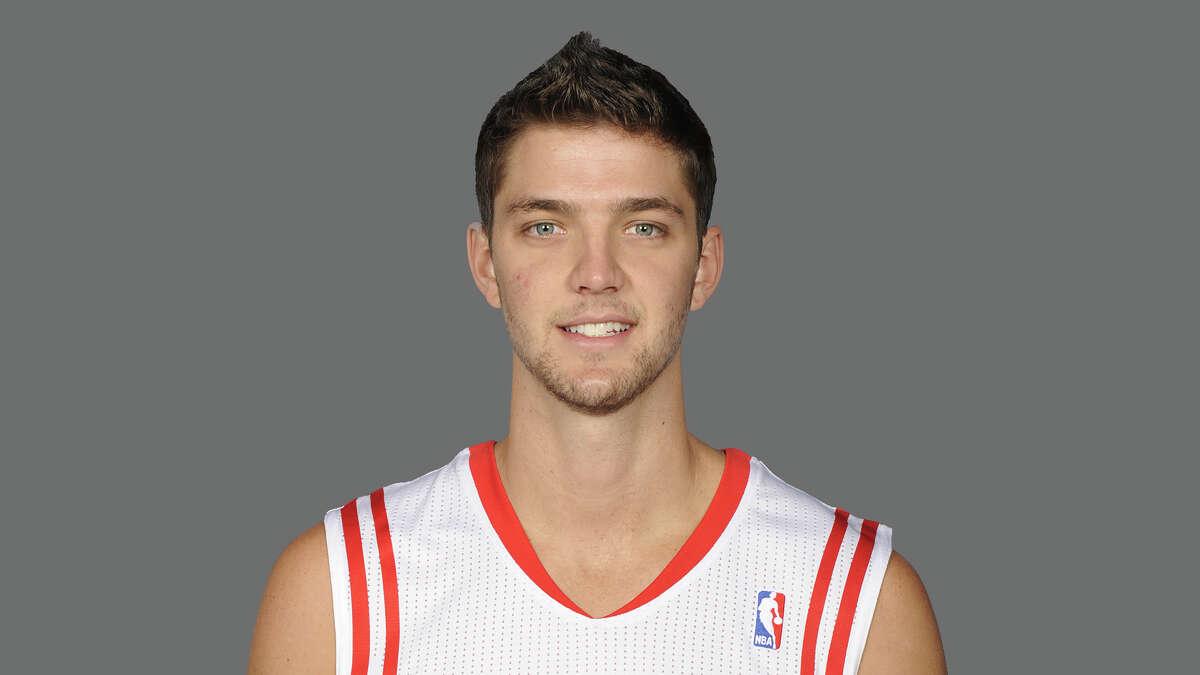 Chandler Parsons Houston Rockets 2012 NBA photo