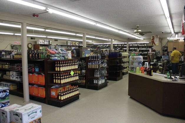 Sam's Package Store, located at 4350 East Lucas, is wrapping up upgrades to their store that included an expansion and replacement of floors and refrigeration. Photo: Julie Chang