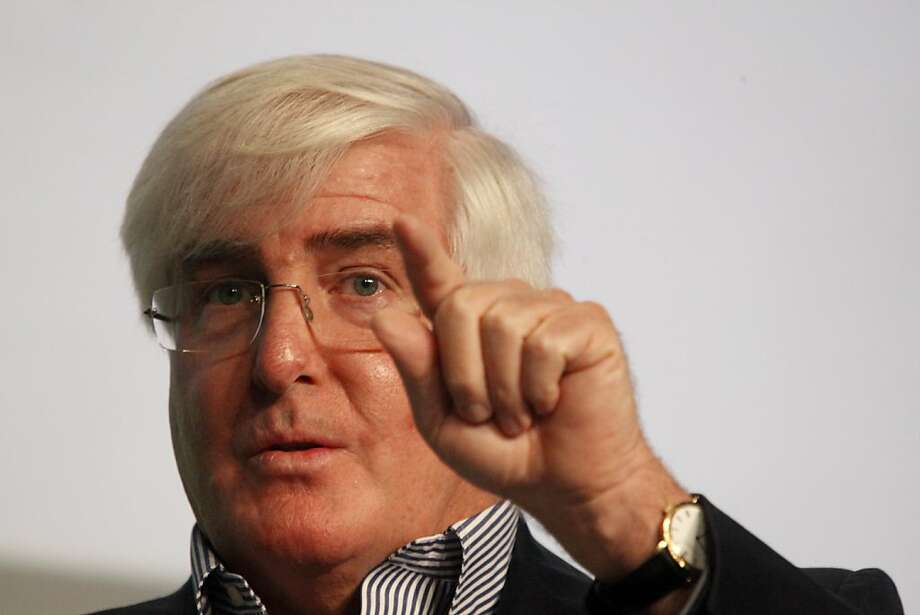 Ron Conway led the D.A.'s office-furniture donor group. Photo: Lea Suzuki, The Chronicle
