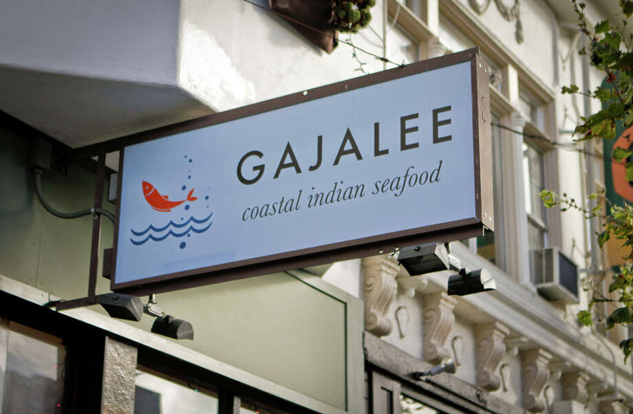 The exterior of Gajalee. Photo: John Storey, Special To The Chronicle / John Storey