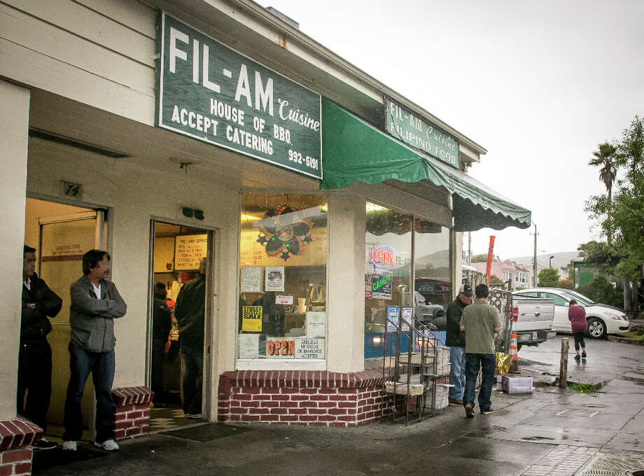 The exterior of Fil-Am Cuisine in Daly City. Photo: John Storey, Special To The Chronicle / John Storey