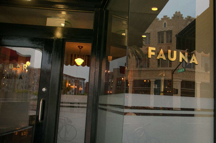 The exterior of Fauna in Oakland. Photo: John Storey, Special To The Chronicle / John Storey