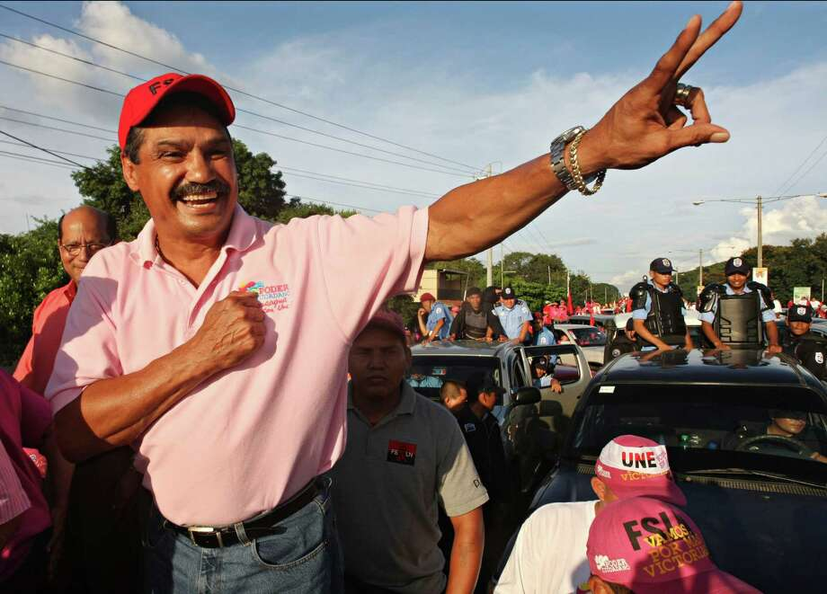 Also in 2009, Alexis Arguello, three-time world boxing champion, and mayor of Managua, Nicaragua, died of a self-inflicted gunshot wound. Photo: Esteban Felix, AP / AP