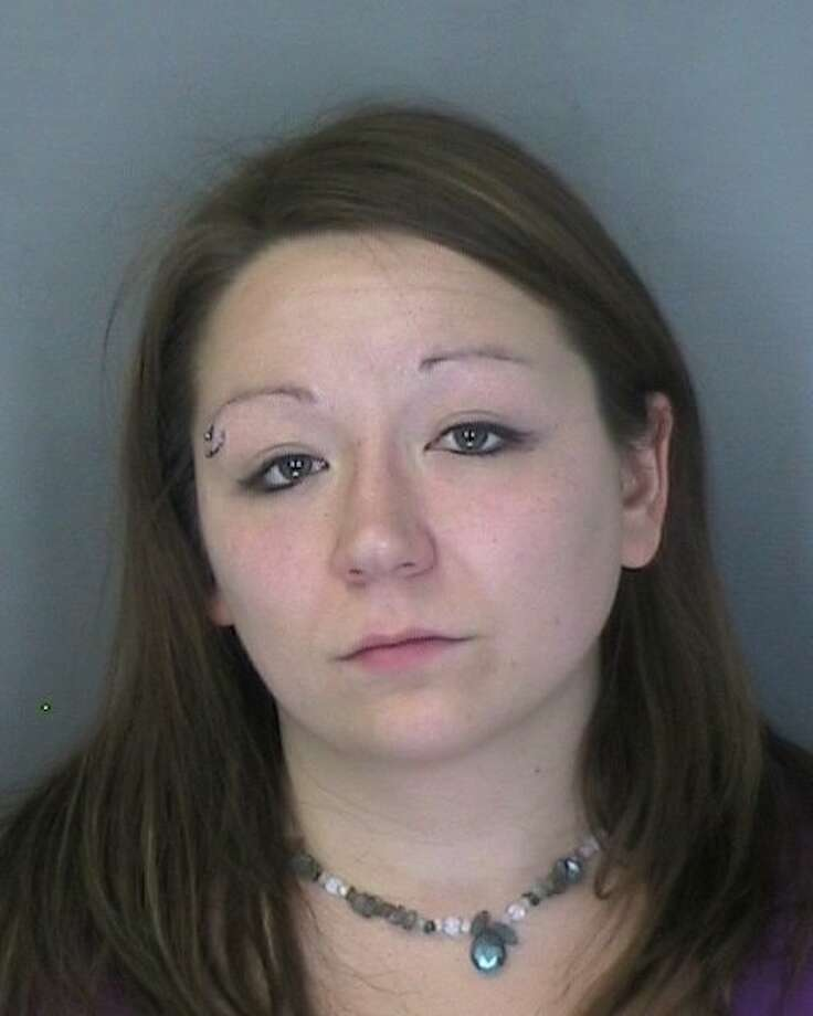 Kimberli I. Jackson, 28, of 74 Agard Road, Pottersville, was charged with felony marijuana on Wednesday, Nov. 21, 2012, after authorities said they found a marijuana growing operation in her home. (Warren County Sheriff's Department)