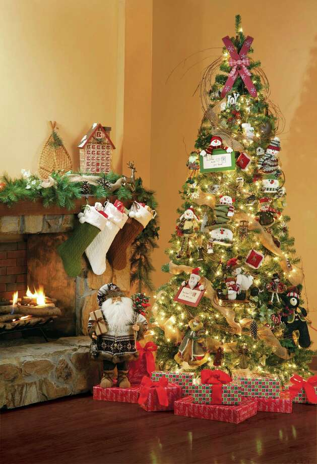 How to keep a real Christmas tree fresh - San Antonio Express-News