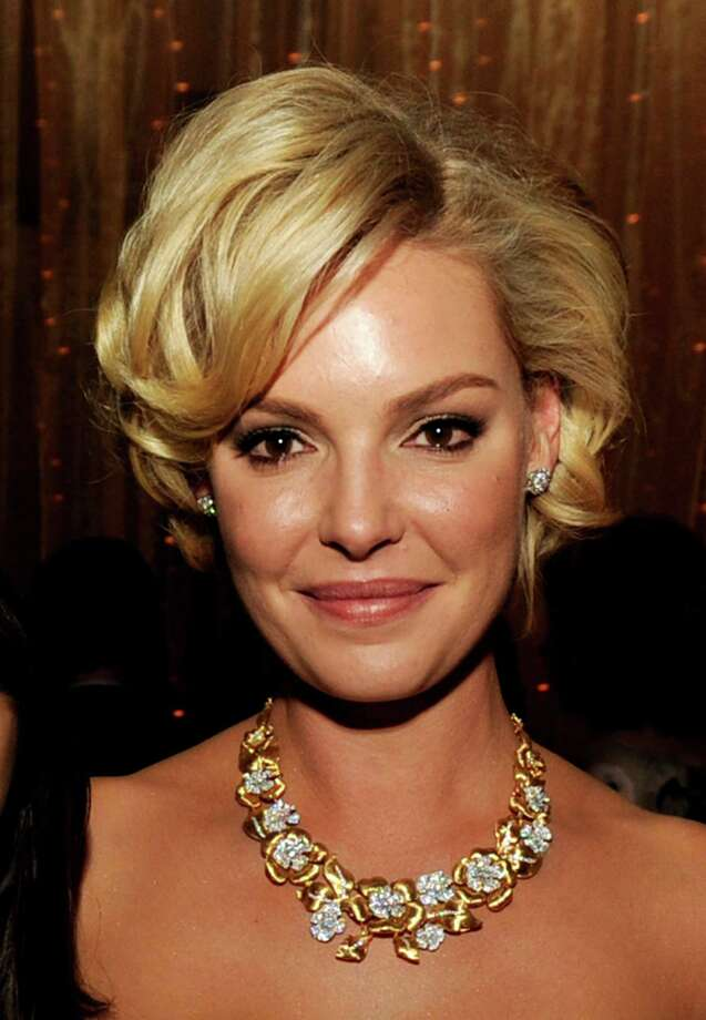Katherine Heigl / 2011 Getty Images