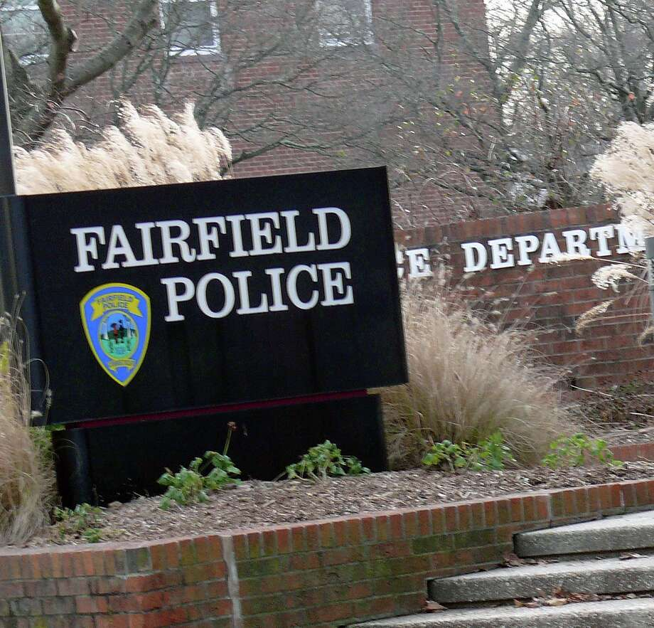 The fairfield police union has taken to Facebook to express its displeasure with the lack of a contract. Photo: Genevieve Reilly / Fairfield Citizen